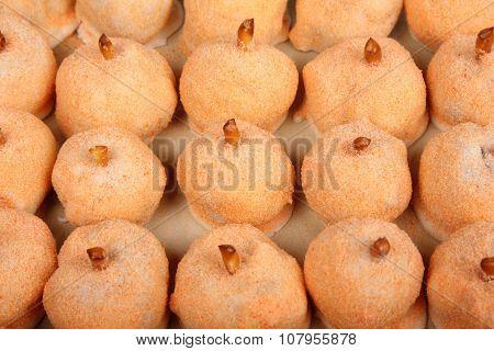 Pumpkin Holiday Candies