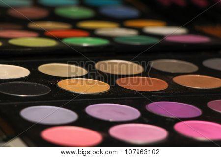Eyeshadow large Palette