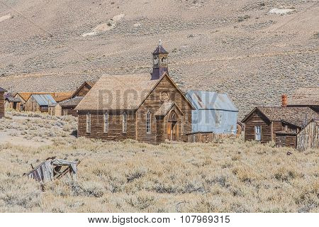 Ghost Town Church