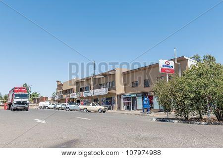 Shopping Center In Wilgehof