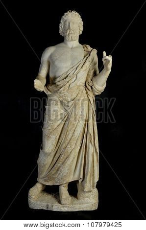 Asclepius In Empuries