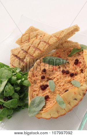 crab appetizer starter