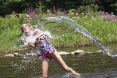 Summer Splash - Series poster