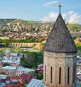 Постер, плакат: Tbilisi Religious Architecture Georgia
