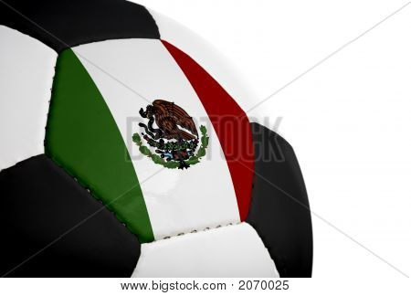 Mexican Flag - Football