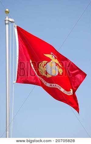 United States Marine Corps Flag