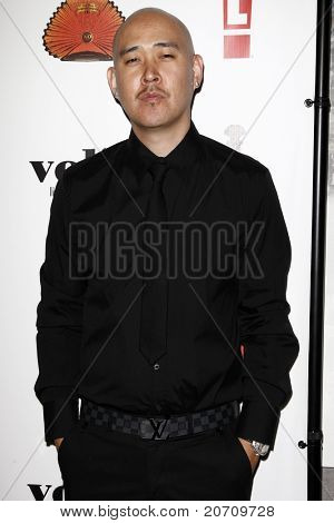 LOS ANGELES - JUN 3:  Ben Baller, jewelry designer arriving at a ceremony where 'Ice-T and Coco renew their wedding vows at W Hotel - Hollywood on June 3, 2011 in Los Angeles, CA