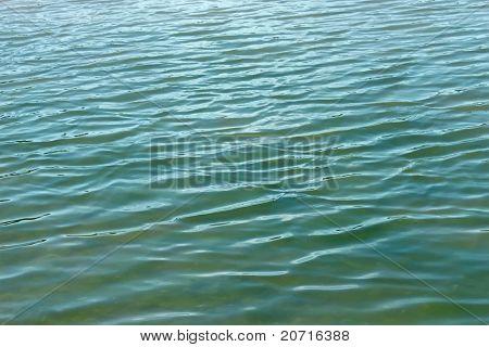 Waves of fresh water