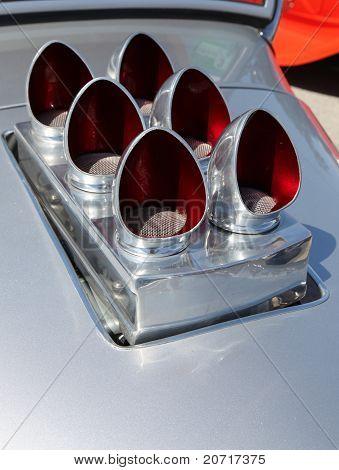 Hotrod Air Intake