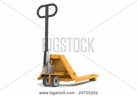 Hand Pallet Truck.