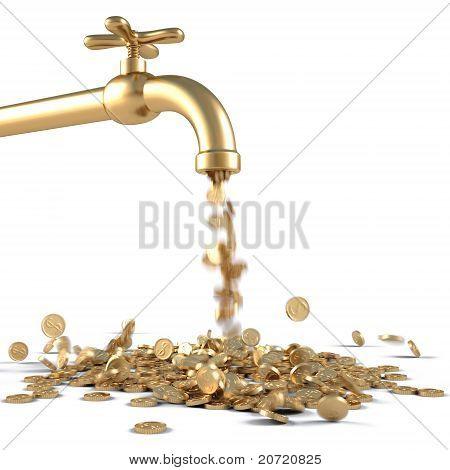Toque de ouro
