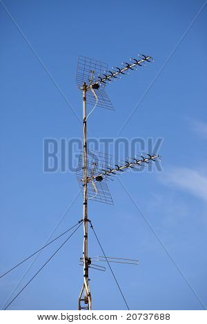 Two Tv Aerials