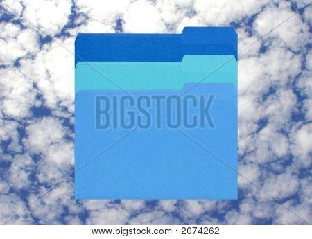 Cielo de archivo