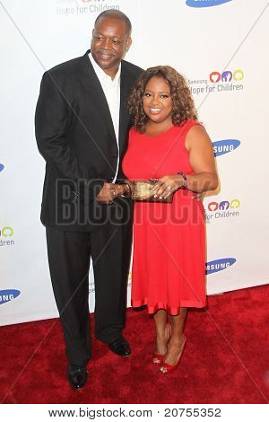 NEW YORK - JUNE 7: Sherri Shepherd attends the Samsung Hope for Children Gala at Cipriani Wall Street on June 7, 2011 in New York City.