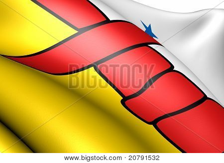 Bandeira de Nunavut