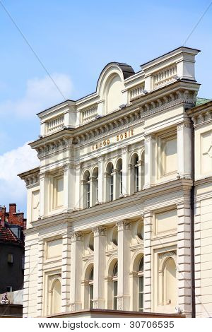 Theater In Poznan