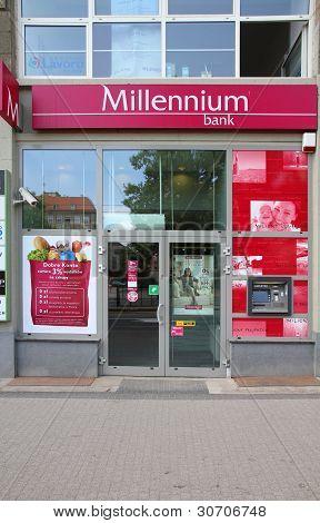 Millennium Bank In Poland