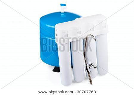 System Of A Filtration Of Potable Water