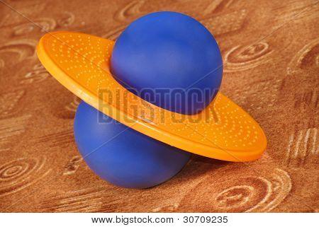 Pogoball spezielle Anpassung für fitness