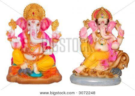 Dios hindú Ganesh.