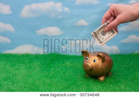 Adding To You Savings
