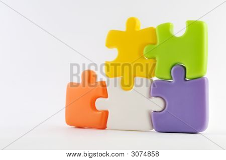 Puzzle Pieces Together