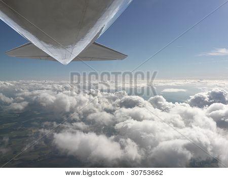 aerplane outboard photo backwards