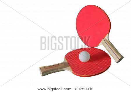 Rackets For Ping Pong.