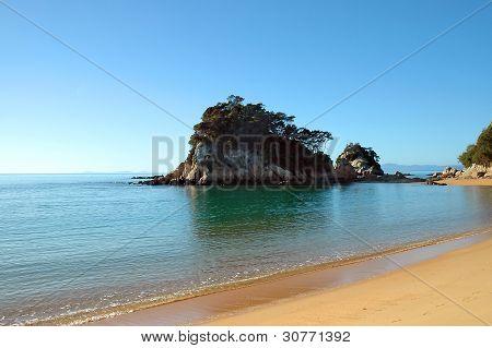 Little Kaiteriteri Beach, Abel Tasman National Park, New Zealand