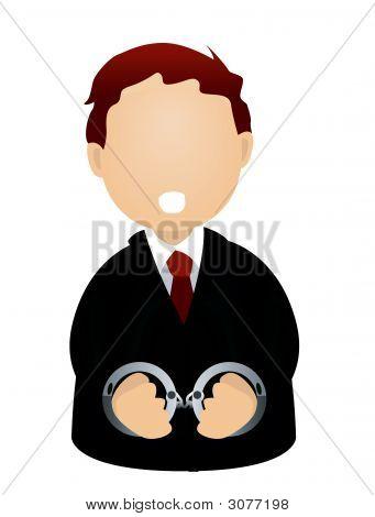 In Hand Cuffs