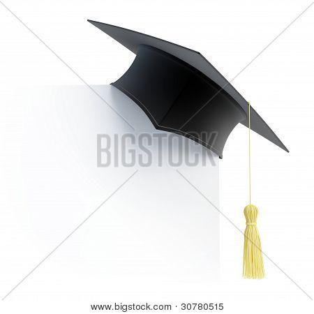 Graduation Cap Blank