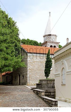 St. James Church Opatija