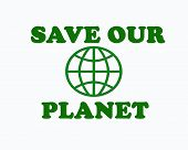 Earth Day. Eco Friendly Concept.  Illustration. Earth Day Concept. World Environment Day Background. poster