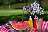 Old Fashioned Picnic de verano