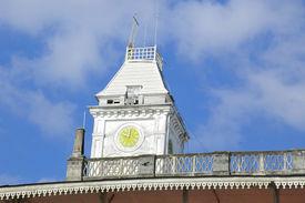 foto of slave-house  - Clock of House of Wonders - JPG