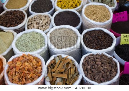 Hot Cooking Spices
