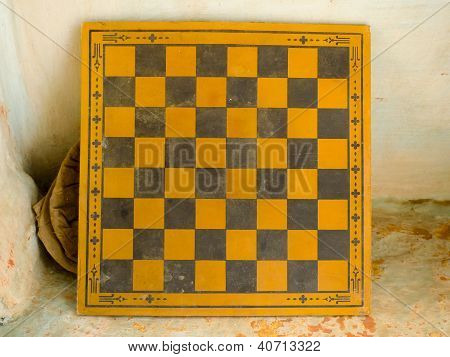 Old Checkerboard