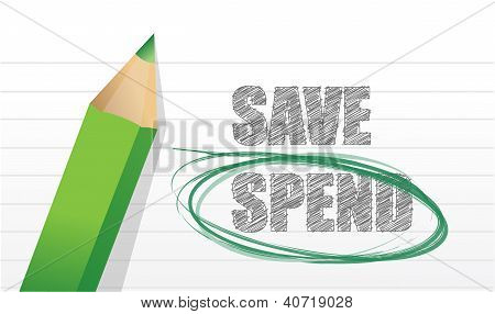 Spend Instead Of Save