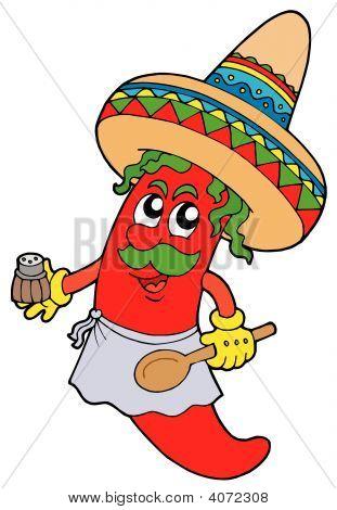 Mexican Chilli Chef