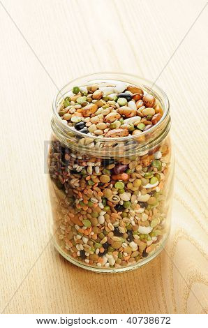 Pulses Soup Mixture