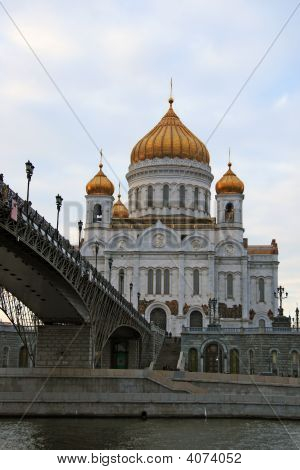 Temple Of Christ The Savior