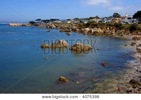 California Coast, Monterey California