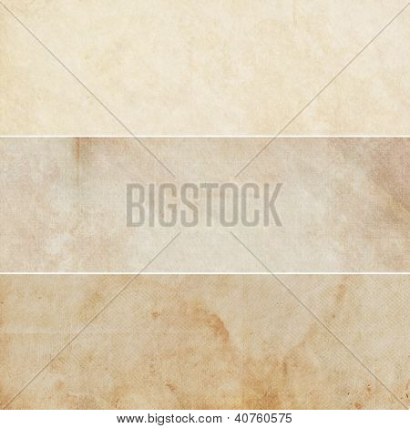 Light Brown Vintage Backgrounds Collection