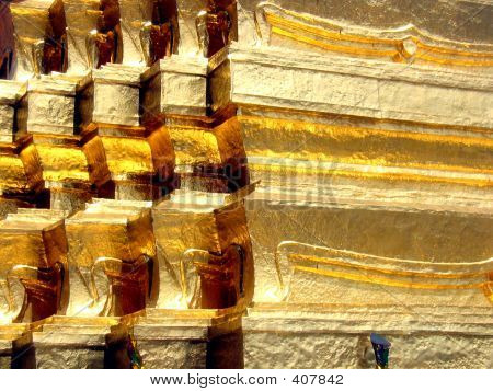 Gold Covered Temple