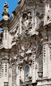 picture of carmelite  - Baroque fragment of the Carmo Church  - JPG
