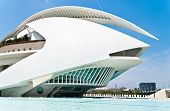 picture of calatrava  - VALENCIA SPAIN  - JPG