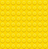 pic of brick block  - Vector Lego yellow blocks Seamless pattern background - JPG