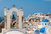 Santorini. Greece