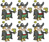 pic of brain teaser  - Pirates - JPG