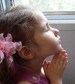 picture of praying hands  - praying toddler - JPG